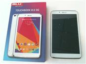 BLU PRODUCTS Tablet TOUCHBOOK 8.0